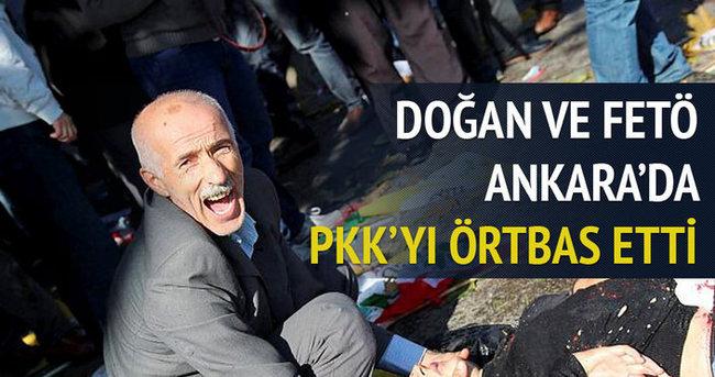 Ankara saldırısında PKK izlerini görmezden geldiler!