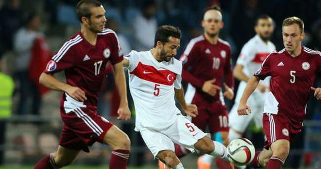 Bilal'in golü UEFA listesinde