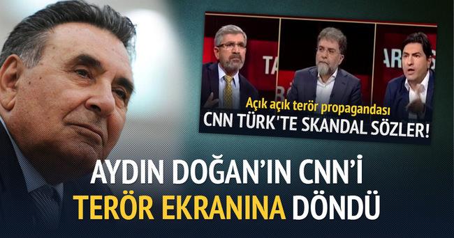 Aydın Doğan'ın CNN'i terör ekranına döndü