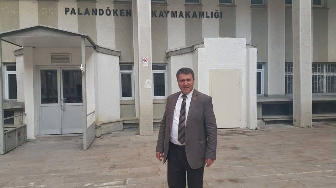MHP Milletvekili Adayı Ertürk Çimen'e Memur Ve İşçi Desteği