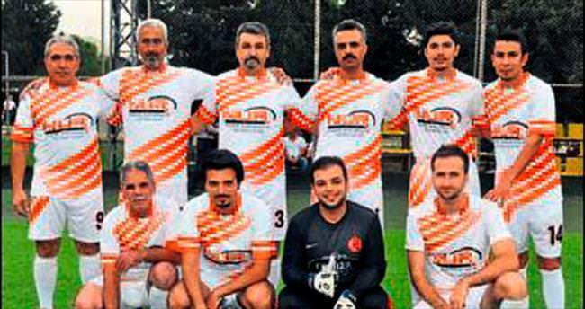 Balcalı'da futbol turnuvası başladı