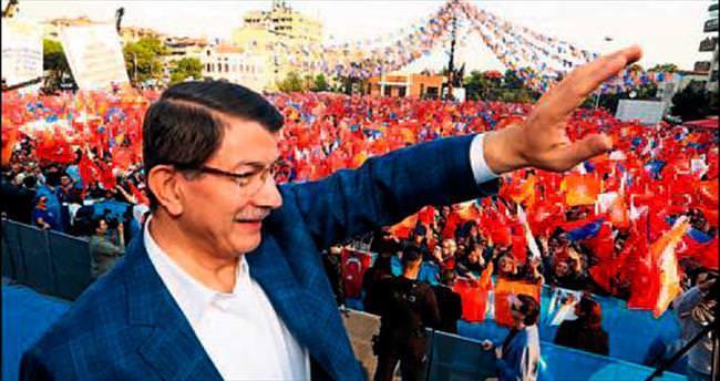 Başbakan'ın İzmir mitingi 24 Ekim'e ertelendi