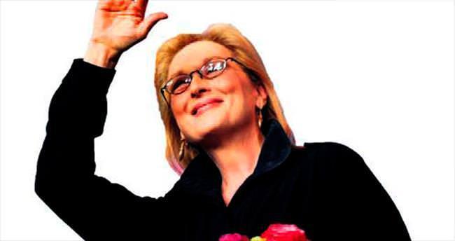 Streep ilk kez jüri başkanı