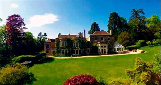 Yeni Beckingham sarayı!