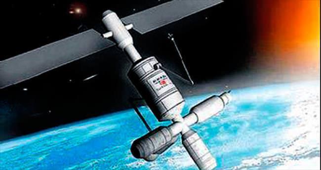 Türksat 4B uydusu uzaya fırlatılıyor