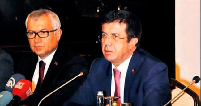 Zeybekci: Doğrudan sermaye % 35-40 arttı