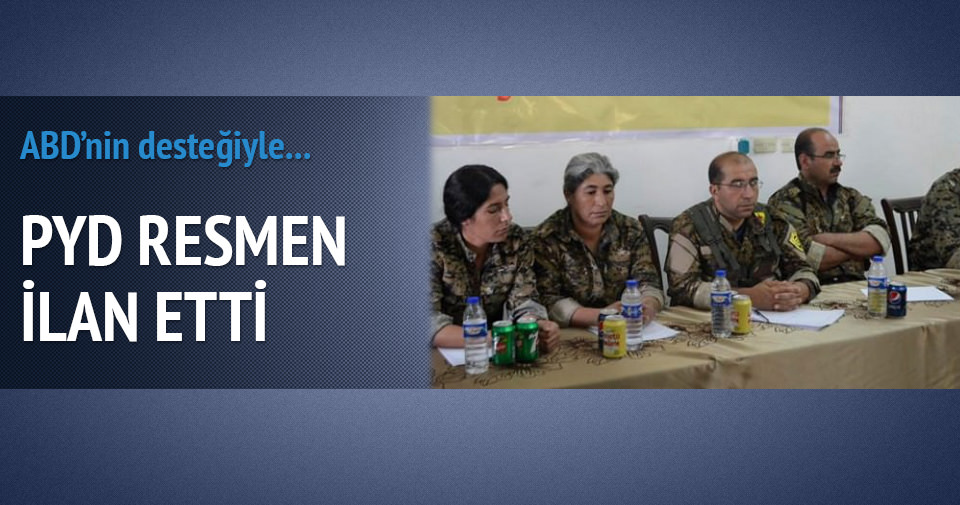ABD desteğiyle 'Demokratik Suriye Güçleri' resmen kuruldu
