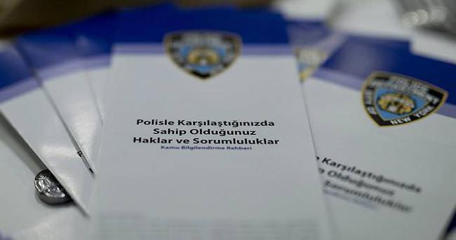 ABD'li Müslüman ve Türk polislerden bilgilendirme rehberi