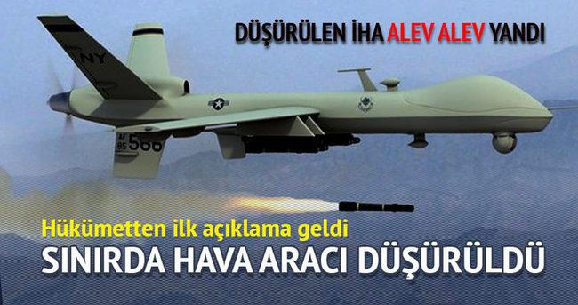 Kurtulmuş'tan TSK'nın düşürdüğü insansız hava aracıyla ilgili açıklama