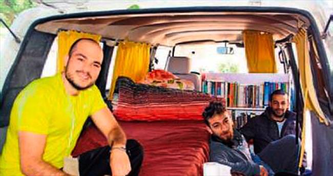 Yüksek kiraya karavan çözümü
