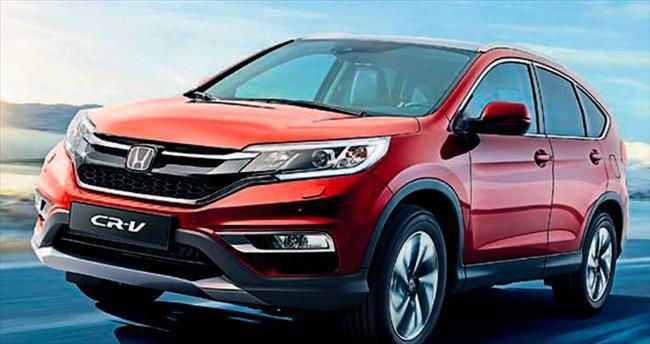 Yeni Honda CR-V yollarda