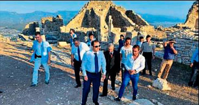 Vali Türker'den Kumluca ziyareti
