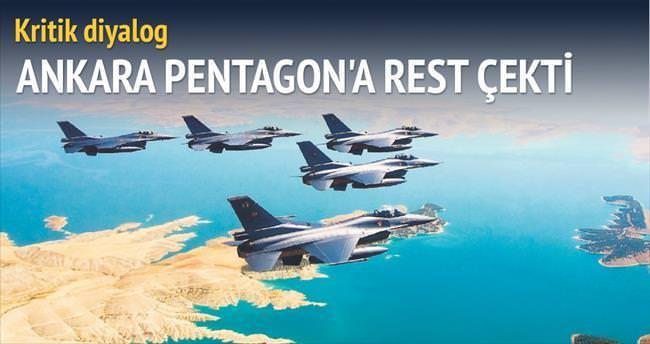 Ankara ile Pentagon arası PYD restleşmesi