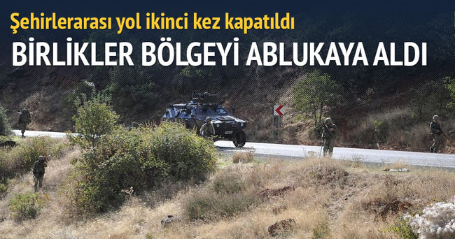Tunceli'de PKK'ya dev operasyon