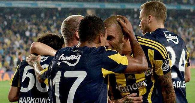 İşte Fenerbahçe'nin Kayserispor maçı 11'i