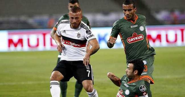 Beşiktaş - Rizespor 31. randevuda