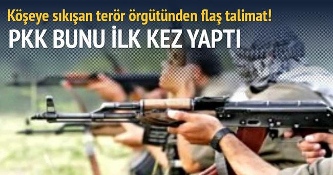 PKK, Gara'dan kaçıyor