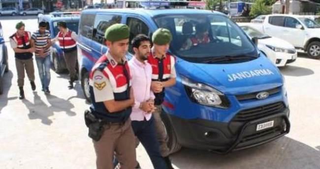 Mersin'de PKK operasyonu: 3 gözaltı!