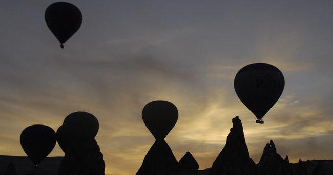Kapadokya'ya 'balon hastanesi'