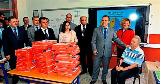 Antalya'da teknolojik eğitim