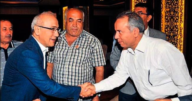 'Mersin'i örnek kent yapalım'