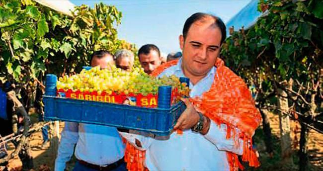 Baybatur: AK Parti çiftçinin yanında