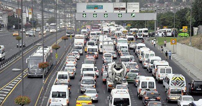 İstanbul'da bugün bu yollar kapalı