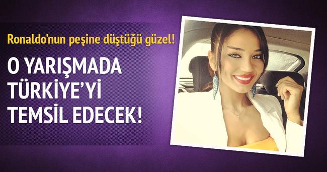 Cansu Taşkın Türkiye'yi Çin'de temsil edecek!