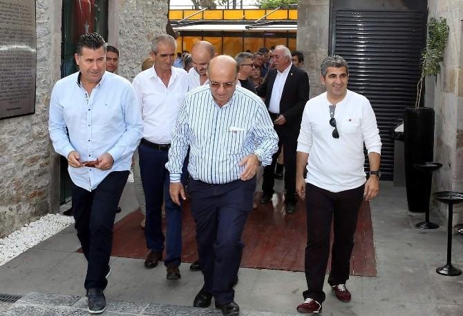 """Başkan Kocadon; """"Türk Halkı Kaos Değil Birlik Ve Barış İstiyor"""""""