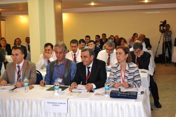 Türk Diş Hekimleri Birliği Ve Odaları Başkanlar Konseyi Ayvalık'ta Toplandı