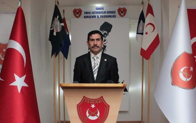 Temad Kırşehir İl Temsilcisi Ahmet Ertunç: