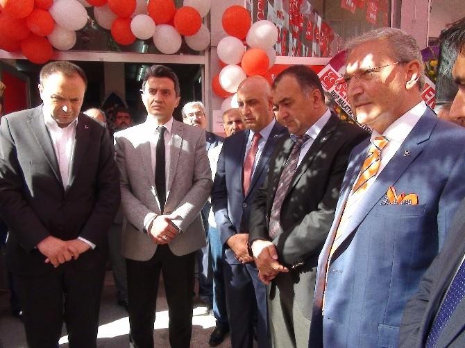"""Kazancıoğlu, """"1 Kasım Günü Ülkenin Geleceği Oylanacaktır"""