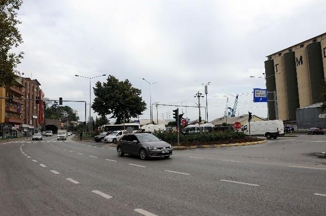 Trabzon'da Kavşaklara Düzenleme Geliyor