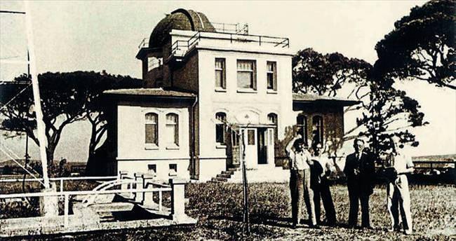 Antalyalı bir gökbilimci: Mehmet Fatin Gökmen
