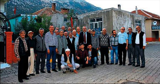 AK Parti'li Aydın Akseki'de söz verdi