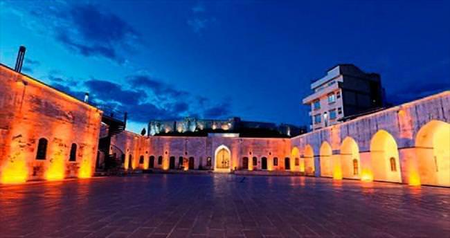 Tarihi Kentler Birliği ödülü Hışvahan'a gitti