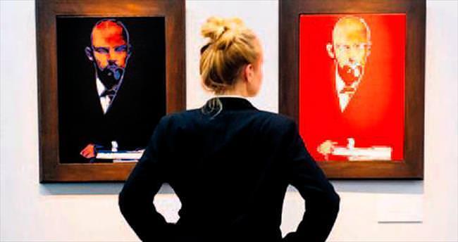 Warhol'un Lenin'i 4.7 milyon $