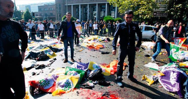 Ankara katliamına 4 tutuklama