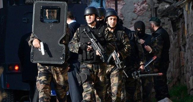 Manisa'da terör operasyonu: 14 kişi gözaltında