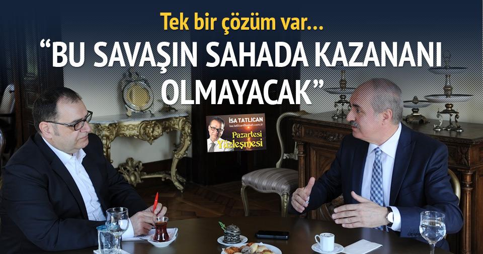 AB, Türkiye'siz çözüm olmayacağını anladı