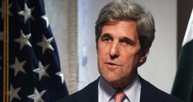 Kerry: Dört ülke ile Suriye konusunda bir araya geleceğim