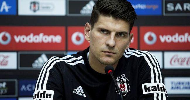 Gomez: Burada Bayern'deki gibi oynuyorum