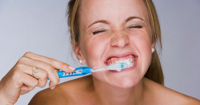 Diş fırçalama uyarısı!
