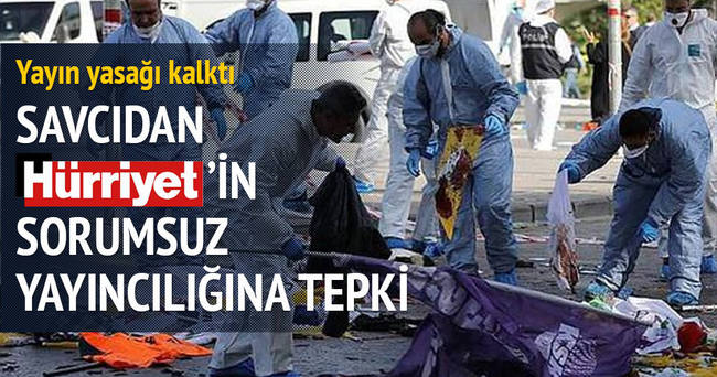 Başsavcılıktan Ankara açıklaması