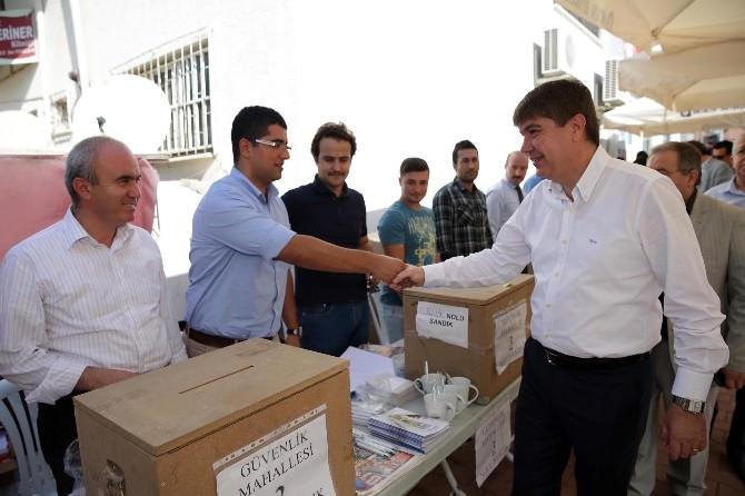 Antalyalılar Şarampol İçin Yüzde 90 Evet Dedi