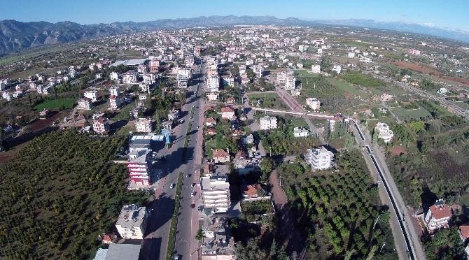 Döşemealtı Belediyesi'nden Satılık Arsa