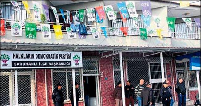HDP Saruhanlı ilçe başkanı gözaltında