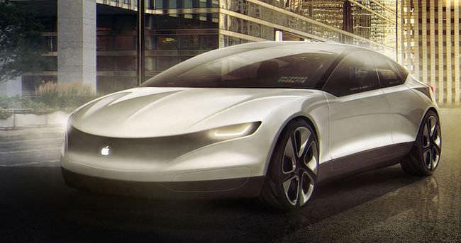 Apple'ın otomobilinde önemli gelişme
