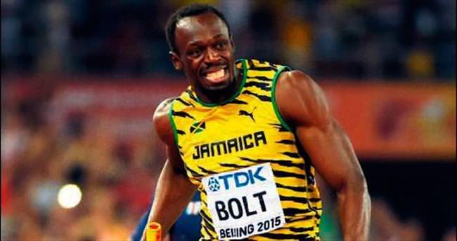 Bolt'un hedefi 19 saniye