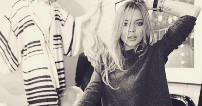Lindsay Lohan'ın başkanlık sevdası